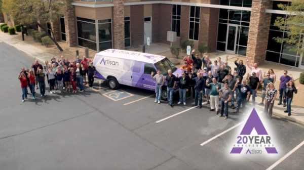 Artisan Colour Celebrates 20 Years of Perfect Color Commercial Print Solutions in Scottsdale, Arizona