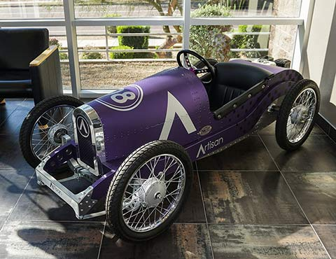 Fleet Vehicle Wraps Created for the Scottsdale Grand Prix by Artisan Colour