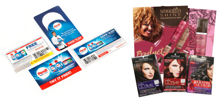 Schwarzkopf Professional Haircare Product Brochures