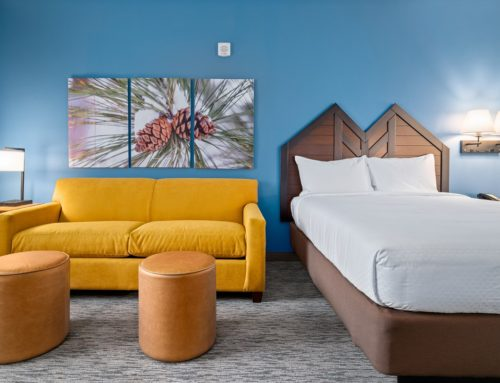 Fine Art Printing Services Elevate Hospitality Interior Design at the Camelback Resort in PA