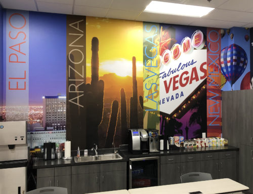 How to Win Over Clients and Employees With Corporate Wall Graphics: Allied Case Study