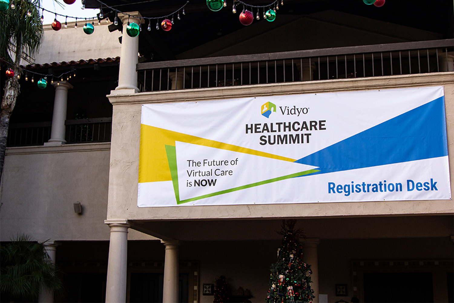 Healthcare printing - Healthcare Summit Banner